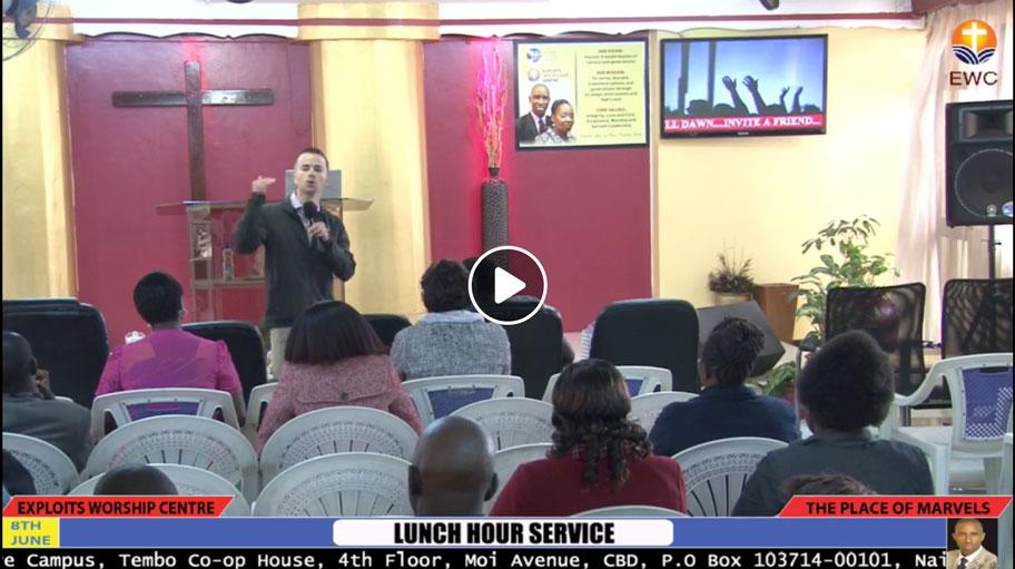 Revival, compassion & Evangelism – Kenya