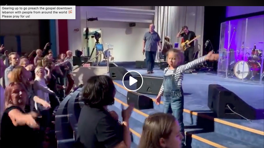 Children Leading Worship in the UK