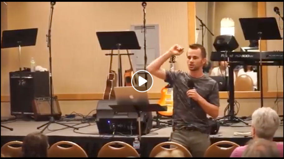 The Worship Movement & Final Outpouring – South Dakota