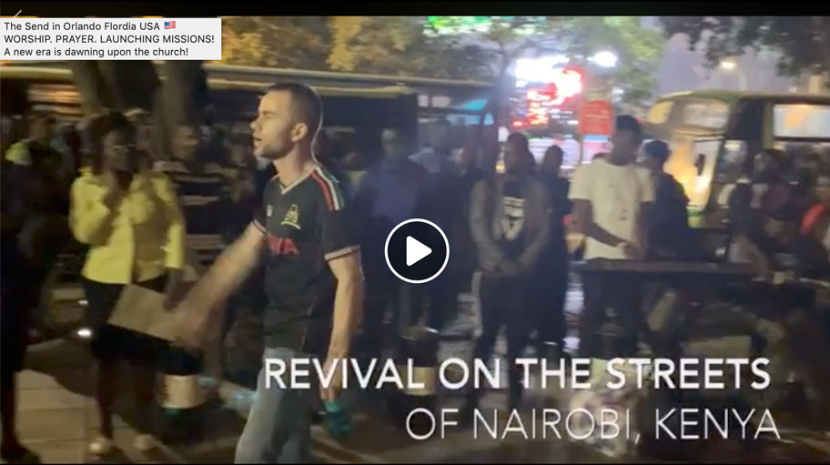 Youth Street Revival – Nairobi Kenya