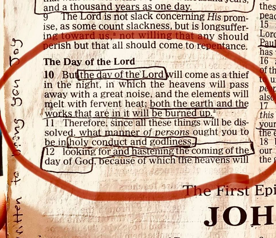 Scripture Global Revival