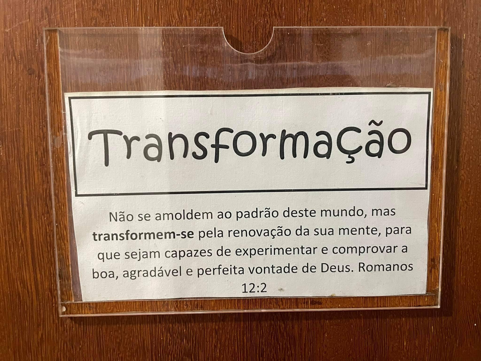 Transformation in Portuguese